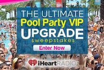 iHeartRadio Ultimate Pool Party 2014 / by VISIT FLORIDA