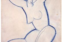 Modigliani / by Jesus Serrano Espinosa