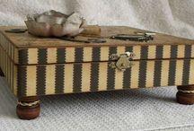 Crafts - Wood Boxes / by Lisa Brown