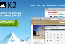Joomla Extensions / by Natalia Savastano