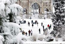 Winter wonderland...  / by Chérie King