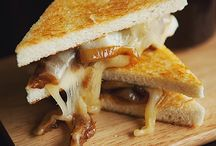 Grilled cheese / by Jenny Vanderhill