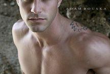 ADAM BOUSKA - PHOTOS / by THEHUNKFORM.COM