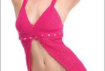 Bikinis crochet / by Blanca Villa
