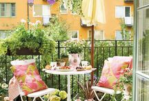 Balkony / by Manuela Herden