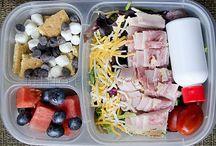 Lunch Ideas / by Alyce G.