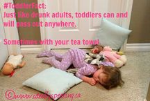 #ToddlerMomProblems / A place for #ToddlerMoms (and Dads!) to unite and find strength in our mutual chaos. Share your photos, stories, tip & tricks for surviving the ever entertaining toddler years. / by Crys Wiltshire (Ideally speaking...)