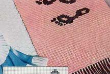 Crocheting Bath Mats / by Debbie Misuraca