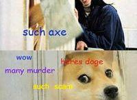 Doge / Love this meme... / by Sarah Arrow