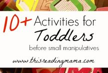 Kids Activities  / Activities for all ages of kids. / by Virginia Hale