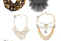 beautiful baubles / Jewels and other pretty little accessories that I'd love to have in my jewelry box. / by sam penner