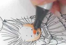 videos pintura-manualidades / by rosa maria huertas