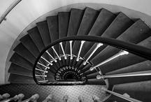Escalier / by Rosella Vaccaro