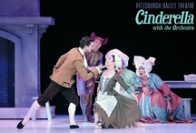 Cinderella / Closing the PBT 2012-13 Season happily ever after is the enchanting story of Cinderella. The choreography, humor, and dancing supported by the acclaimed Pittsburgh Ballet Theatre Orchestra will delight audiences members of all ages.  Learn more about Cinderella by reading the synopsis and program notes on our repertoire page!  Performance Times: Friday, April 19, at 8 PM Saturday, April 20, at 2 PM Saturday, April 20, at 8 PM Sunday, April 21, at 2 PM / by Pittsburgh Ballet Theatre