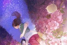 Studio Ghibli / by Emma Wroblewski