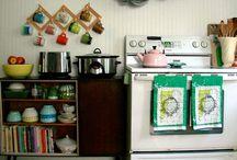 Kitchen Ideas / by Caitlin G
