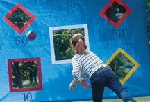 Jordan's 10th bday party ideas / by Amber Wolf
