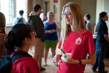 ISS Programs & Activities  / ISS hosts a variety of programs and activities throughout the year and collaborates with other groups to provide opportunities for service, out-of-classroom learning, cultural exchange, and recreation. / by ISS at UW Madison