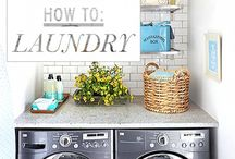 Laundry Room / by Andrea Cole