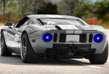 Awesome Cars / by Tom Curtis