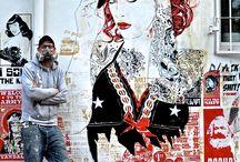 Street Art / by Natasha Cejudo
