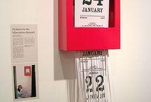 Calendars / by Mrs. Halpert