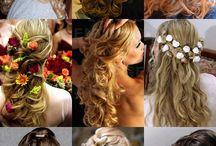 Hairstyles / by Danielle Axten
