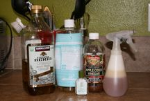 Natural - Bath & Body / homemade beauty products / by Christy Owens