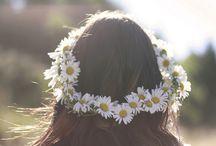 floral crown / by Janna Webbon