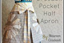 aprons / by Crafty Pug