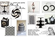 Black & White Party / by Mary Tapia