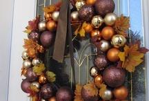 Halloween decorations / by Whitney Herrold