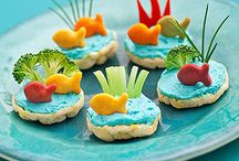 Toddler Cuisine / by Melissa H