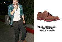 As Seen On... / Your favorite celebs rockin' Timberland products! / by Timberland
