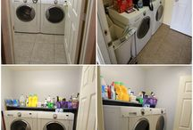 Laundry Area / by Amber Roberts
