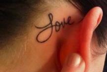 Tattoos & piercings / by Ashlea Hammond