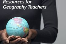 AP Human Geography Resources / by Colorado Geographic Alliance