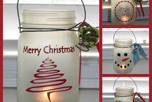 holiday crafts/treats / by Kathryn Aspaas