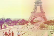Wanderlust / Travel dreams which will come true.  / by Carolyn Okon