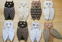 Owl/Future Classroom Crafts / by Amber Moreno
