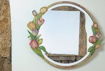 barbola mirror ♥ / by Anne Brown