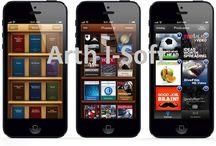 Mobile App Development / by Arth I-Soft Australia