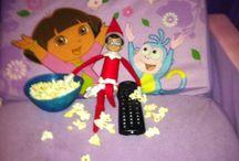 Elf on the shelf! / by Melissa Rodriguez