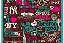 N.Y Will Always Be My Home / by omayra santiago