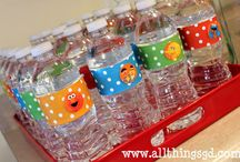 Party ideas / by Tanya Chambers