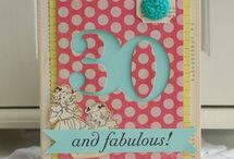 cards and paper crafts / by Terri Dufner