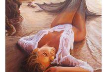 I Wish I Were A Mermaid / by Jennifer Clark