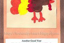 Thanksgiving  / by Erika Dawson