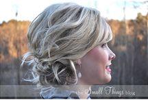 hair / by Jennica Basler