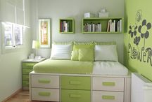Teen Girl's Room Makeover / by Mary Kelly